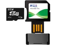 多功能microSD轉接卡 / 威剛科技股份有限公司