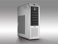 內建水冷機殼-3D Mercury / 技嘉科技股份有限公司