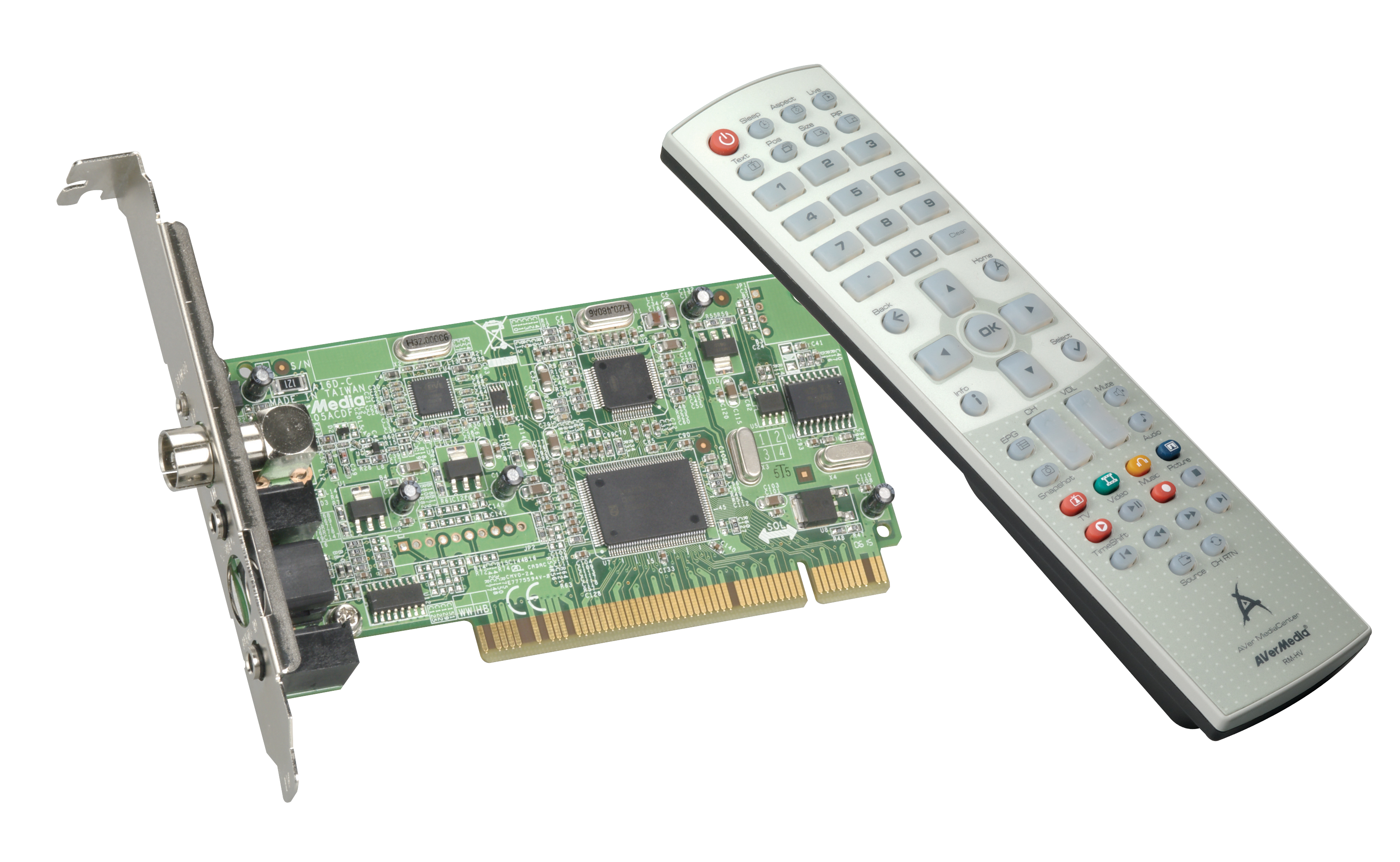 AVERMEDIA AVERTV HYBRID+FM PCI A16D TV-TUNERS DOWNLOAD DRIVER