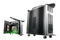 全鋁合金液冷模組機箱 / 曜越科技股份有限公司