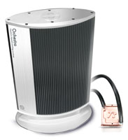 外接式液冷散熱器 / 曜越科技股份有限公司