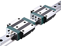 High  Rigidity  Roller  Type  Linear  Guideway  RG  series / HIWIN TECHNOLOGIES CORP.
