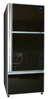Inverter mirror refrigerator series / SAMPO CORPORATION