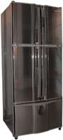 Five doors inverter refrigerator / SAMPO CORPORATION