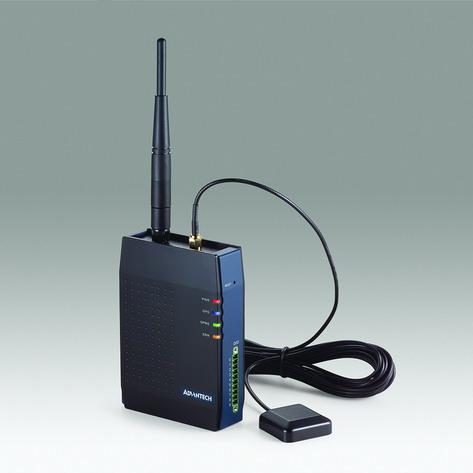 無線車載追蹤設備 / 研華股份有限公司