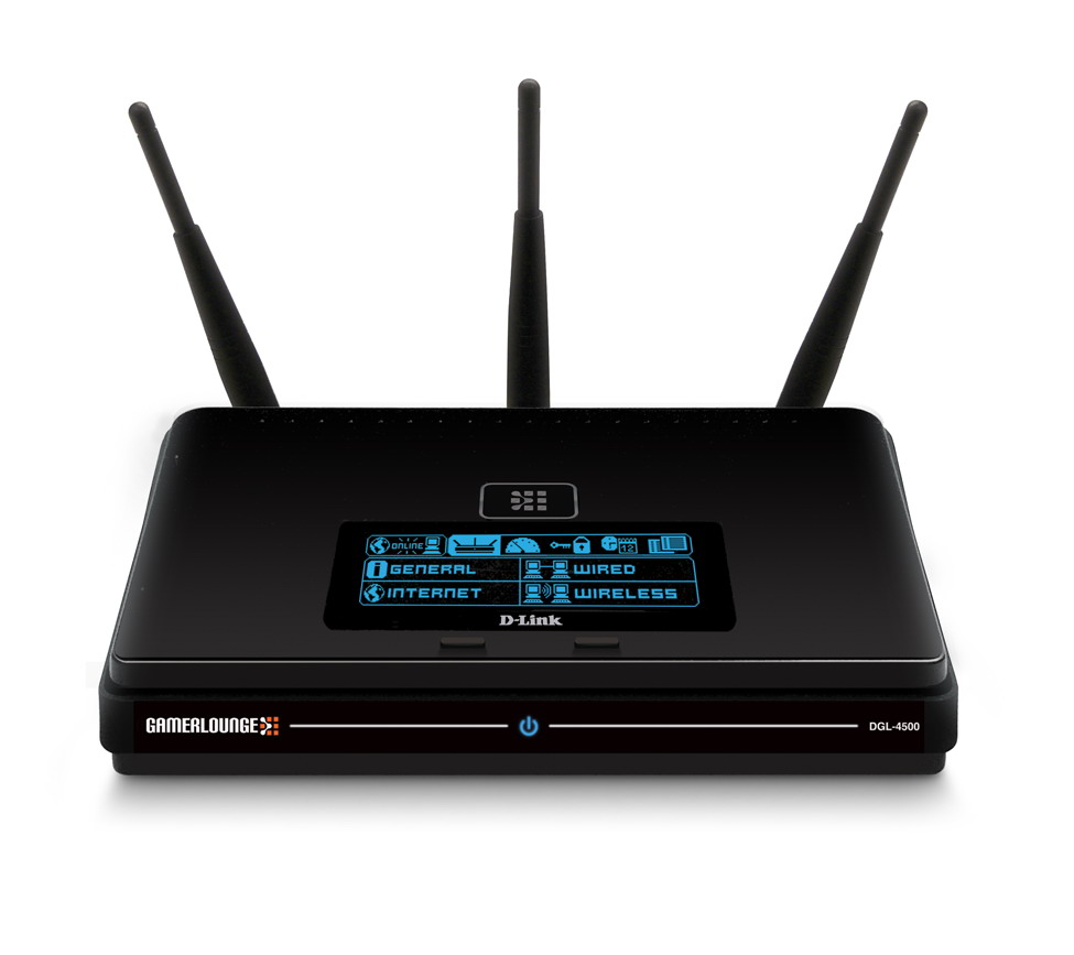 Xtream N Gaming router