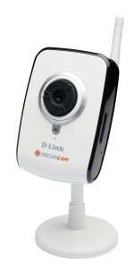 First SoHo Mega pixel IP Camera / D-Link Corporation