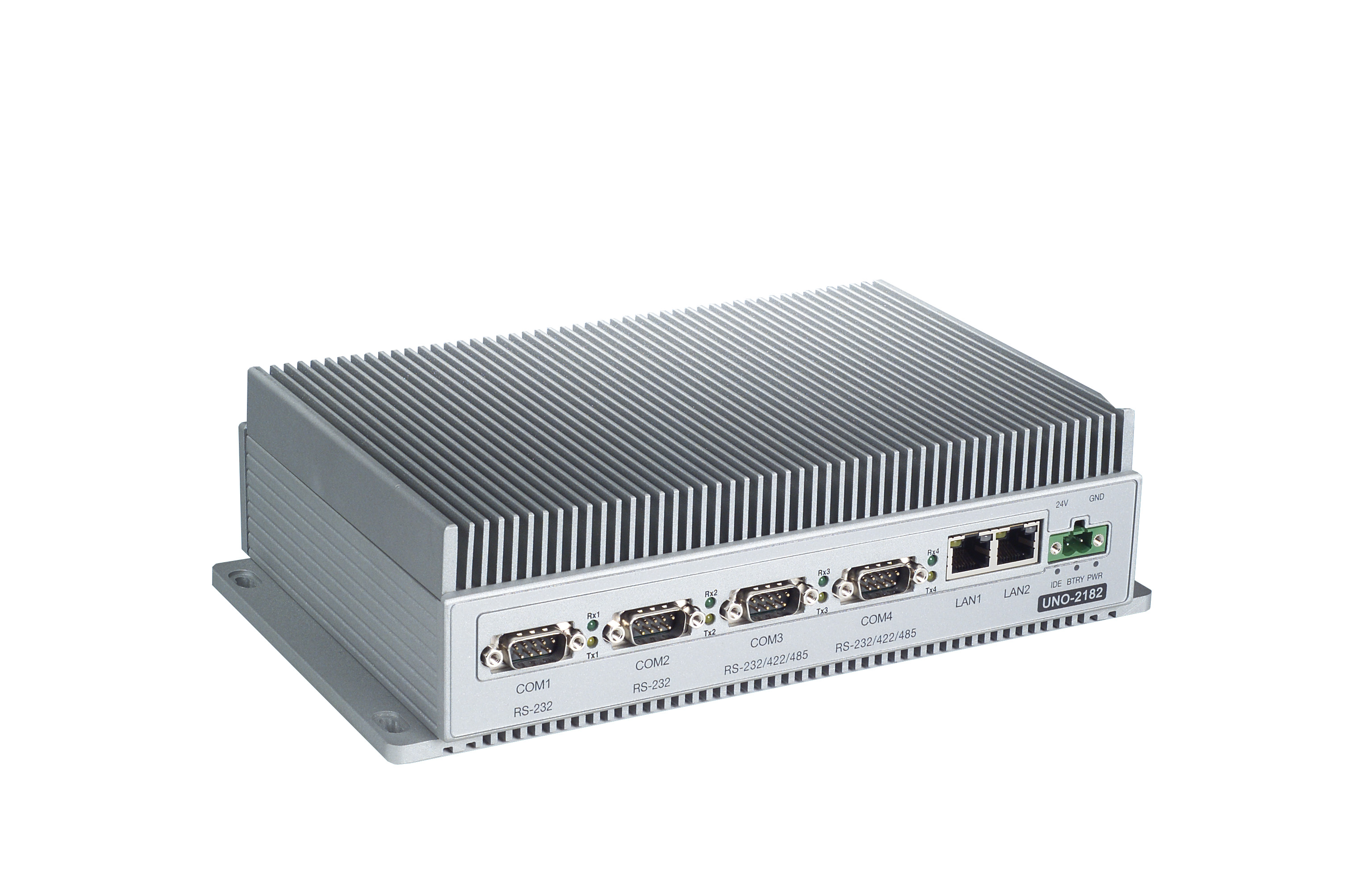 Core 2 Duo Fanless Embedded Automation Computer