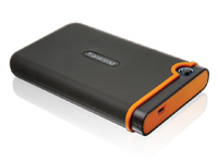 StoreJet Portable Hard Drive  / Transcend Information, Inc.