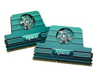 Overclocking Memory Module / Apacer Technology Inc.