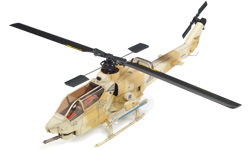 1/20 AH-1W ELECTRIC RC HELICOPTER / THUNDER TIGER Corp.