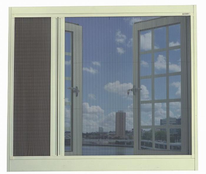 隱藏式紗窗