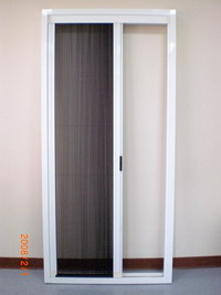 Hide style gauze covered window / Taroko Door & Window Technologies, Inc.