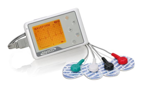 Portable ECG Recorder and Analyzer / Micro-Star International Company Limited