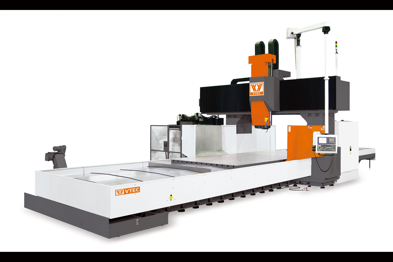CNC龍門型加工中心機
