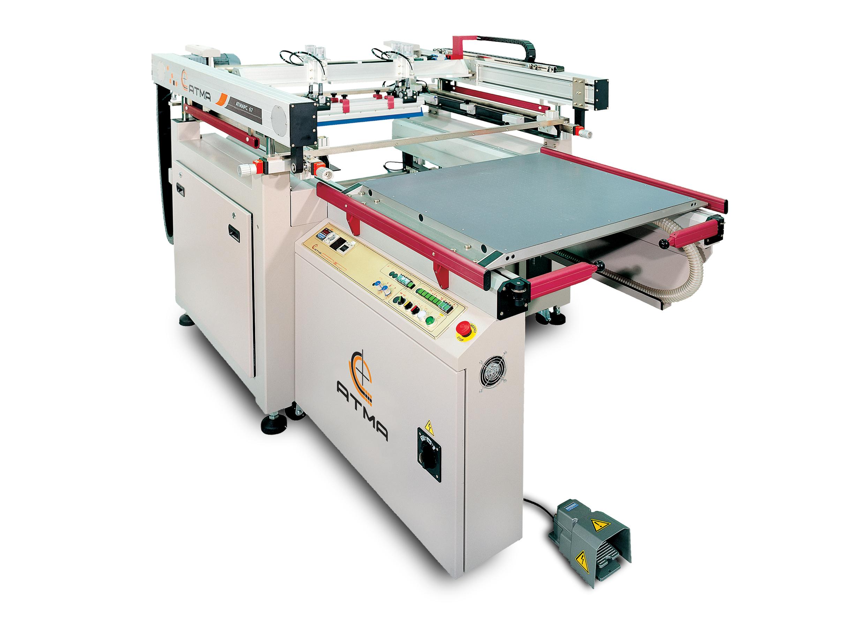 電路板高精密網印機