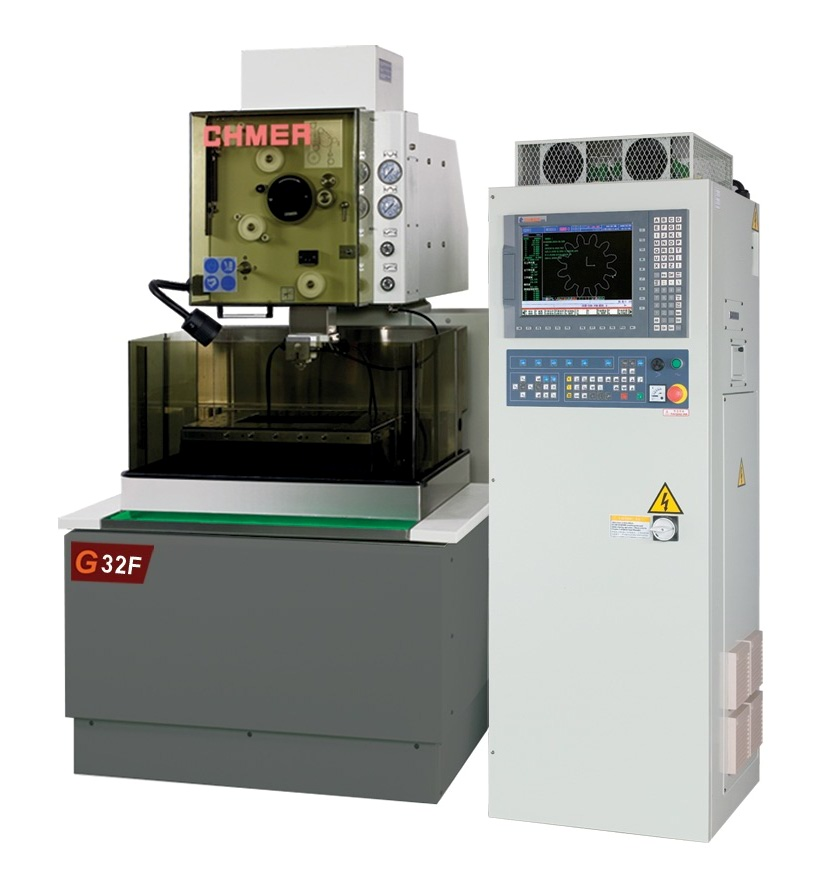 G Series Wire Cut EDMPrecision   / CHING HUNG MACHINERY & ELECTRIC INDUSTRIAL CO., LTD.