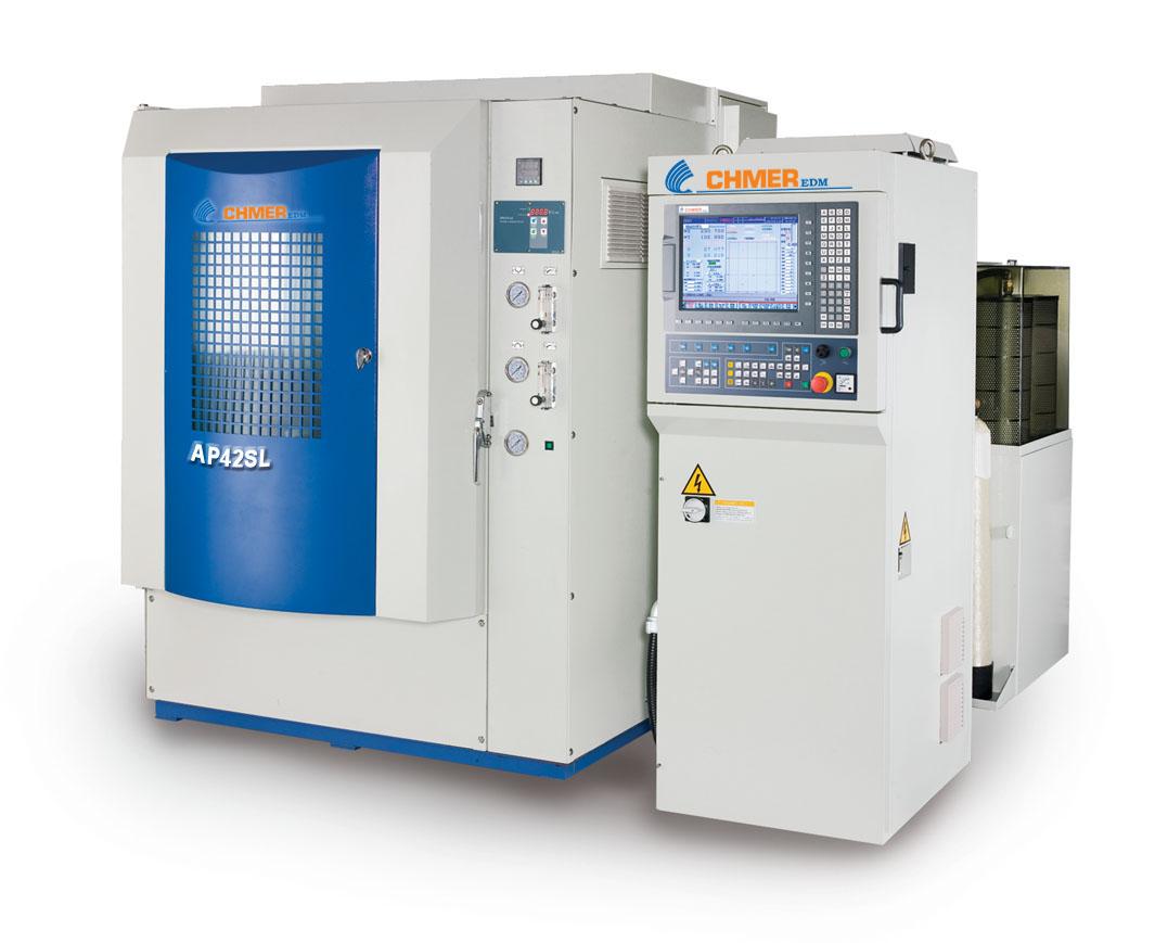 高精密級線切割機 / 慶鴻機電工業股份有限公司