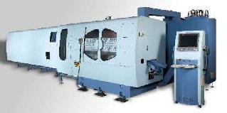 CNC 管棒複合加工機 / 和和機械股份有限公司