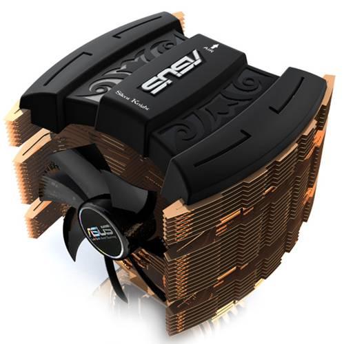 玩家級CPU散熱器 / 華碩電腦股份有限公司