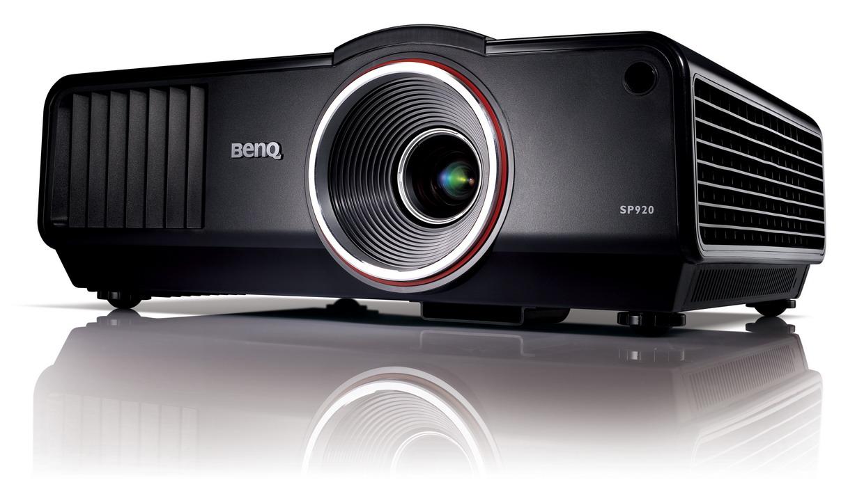 雙燈超亮大型會議室專用數位投影機