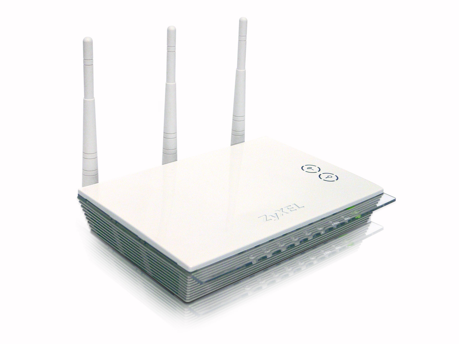 Dual-Band Gigabit Wireless-N Router with VP / Zyxel Communications Corporation