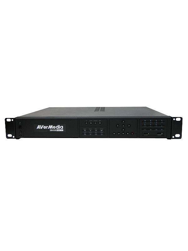 超薄型16路單機型嵌入式監控系統