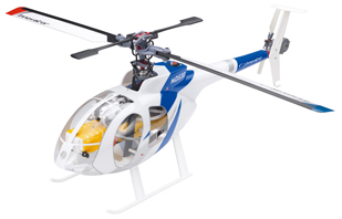 Innovator mini EP R/C Helicopter / THUNDER TIGER Corp.