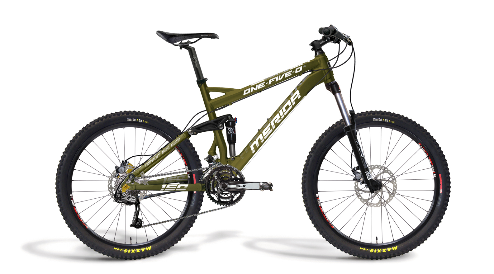Full Suspension MTB - One Five O / MERIDA INDUSTRY CO., Ltd.