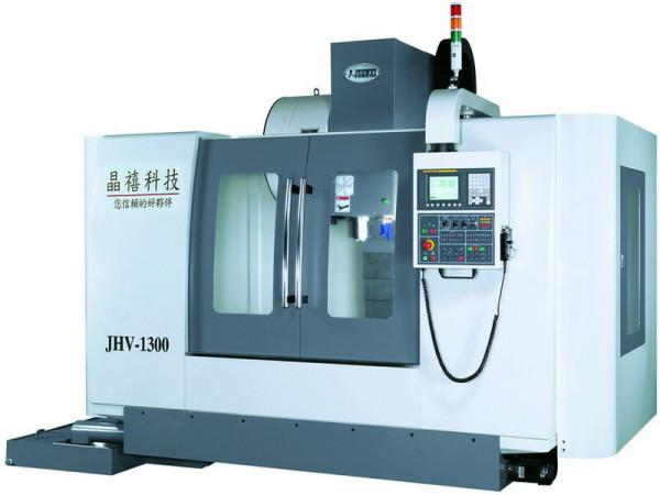CNC立式切削中心機 / 晶禧科技股份有限公司