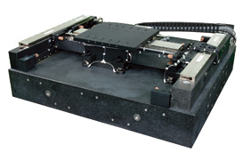 LMAP空氣軸承線性馬達密定位平台 / 大銀微系統股份有限公司