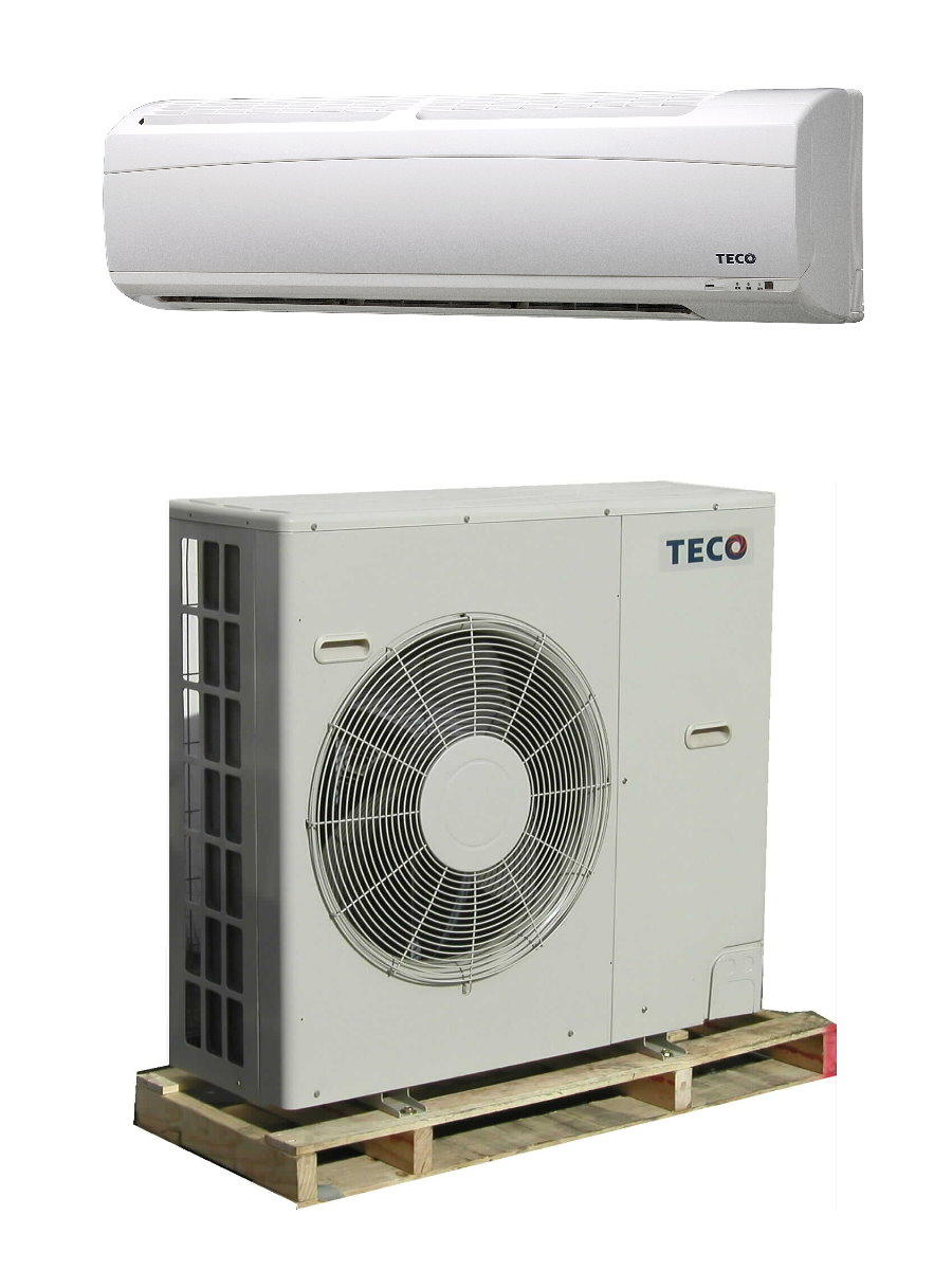 SPLIT SYSTEM AIR CONDITIONERS / TECO ELECTRIC & MACHINERY CO., LTD.
