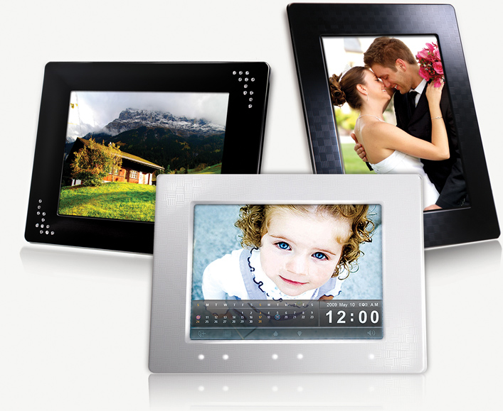 Digital Photo Frame / Transcend Information, Inc.
