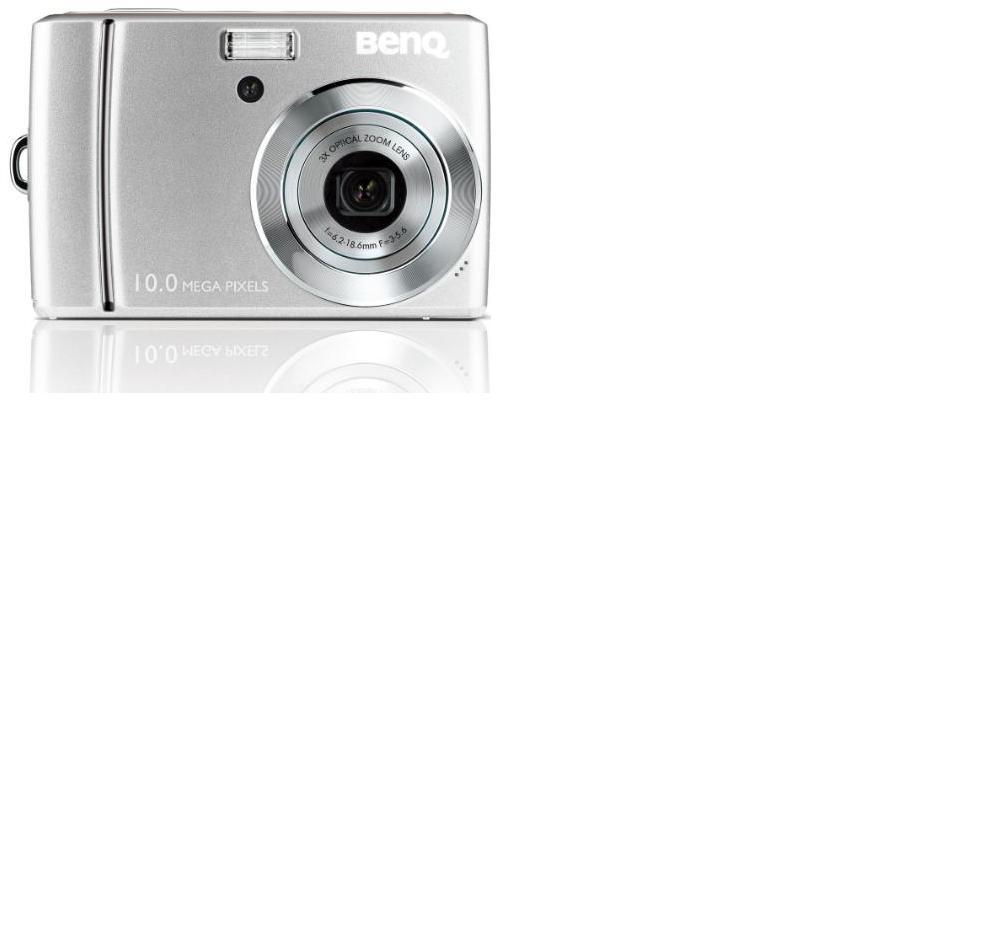 BenQ Green Digital Camera  / BenQ Corporation