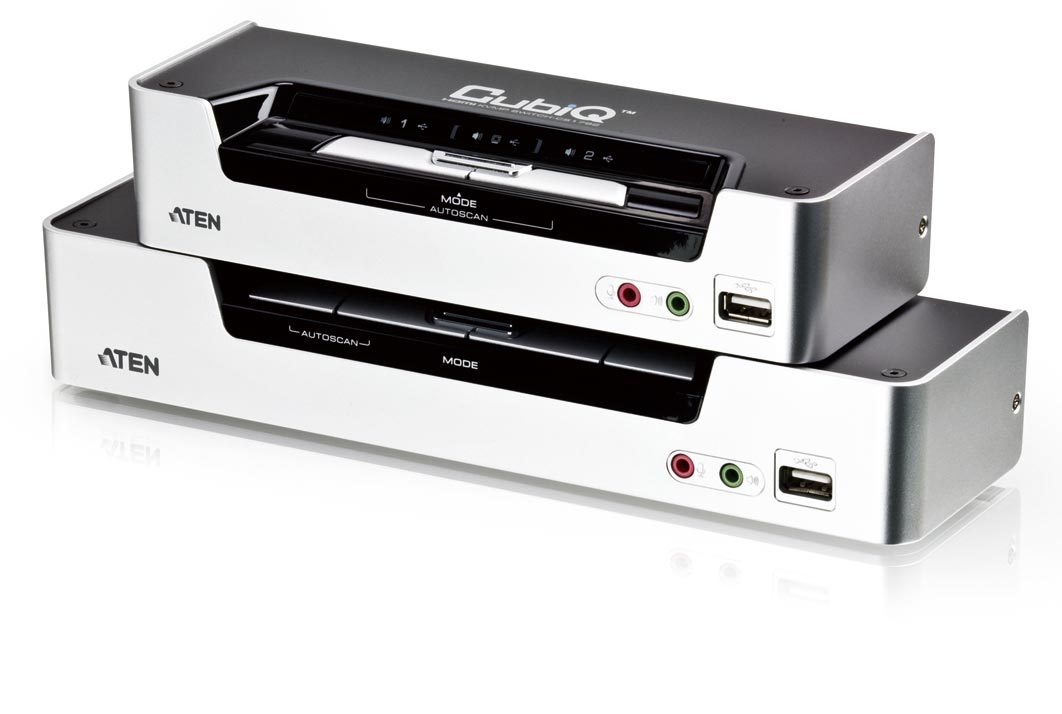 2/4埠 USB 2.0 HDMI 多電腦切換器 / 宏正自動科技股份有限公司