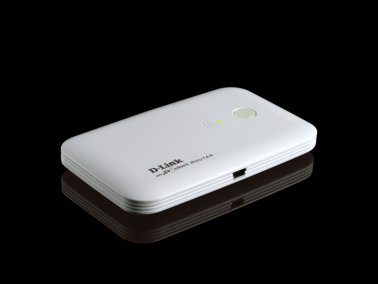 3G Pocket Wireless Router / D-Link Corporation
