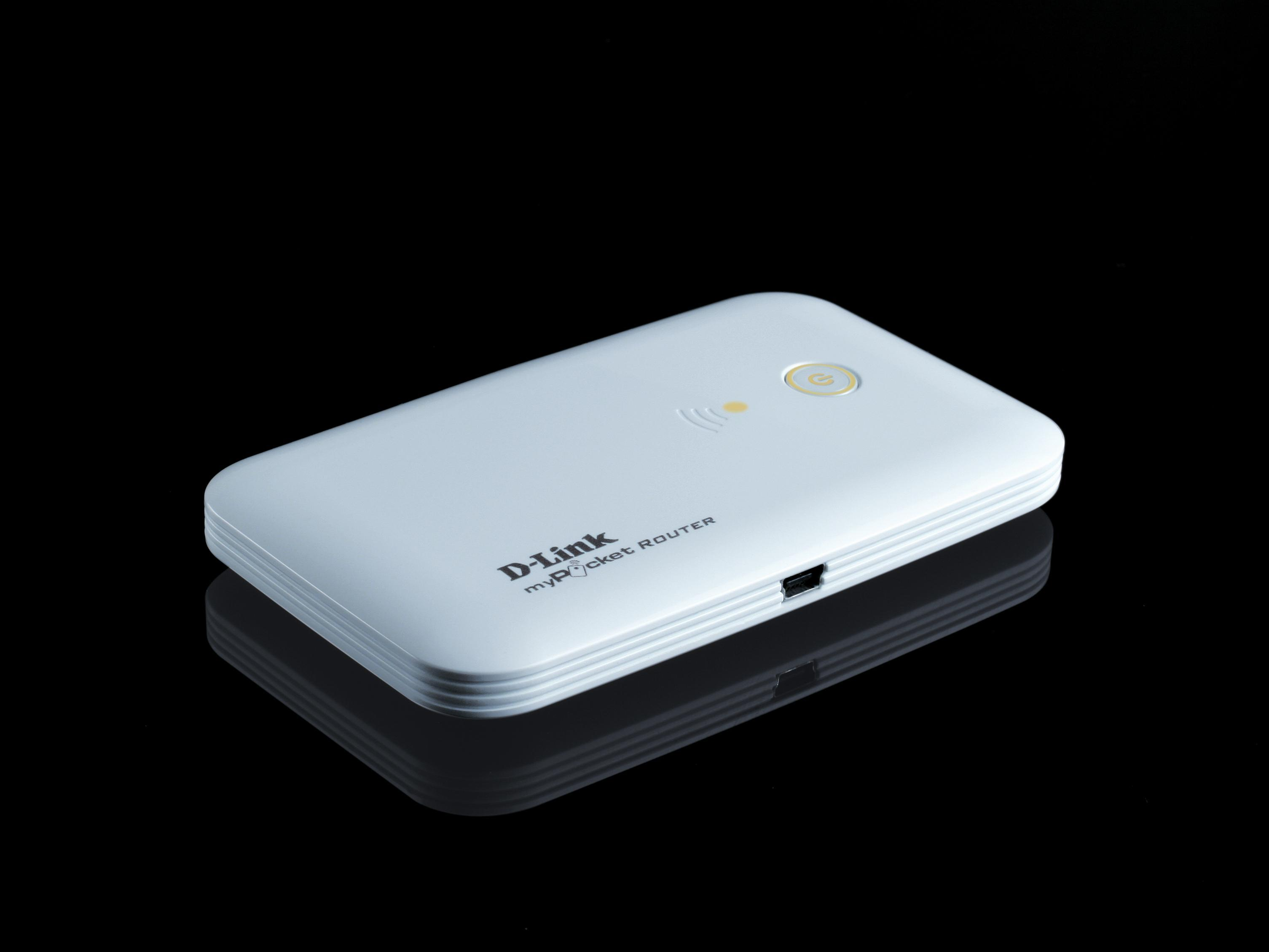 3G Pocket Wireless Router