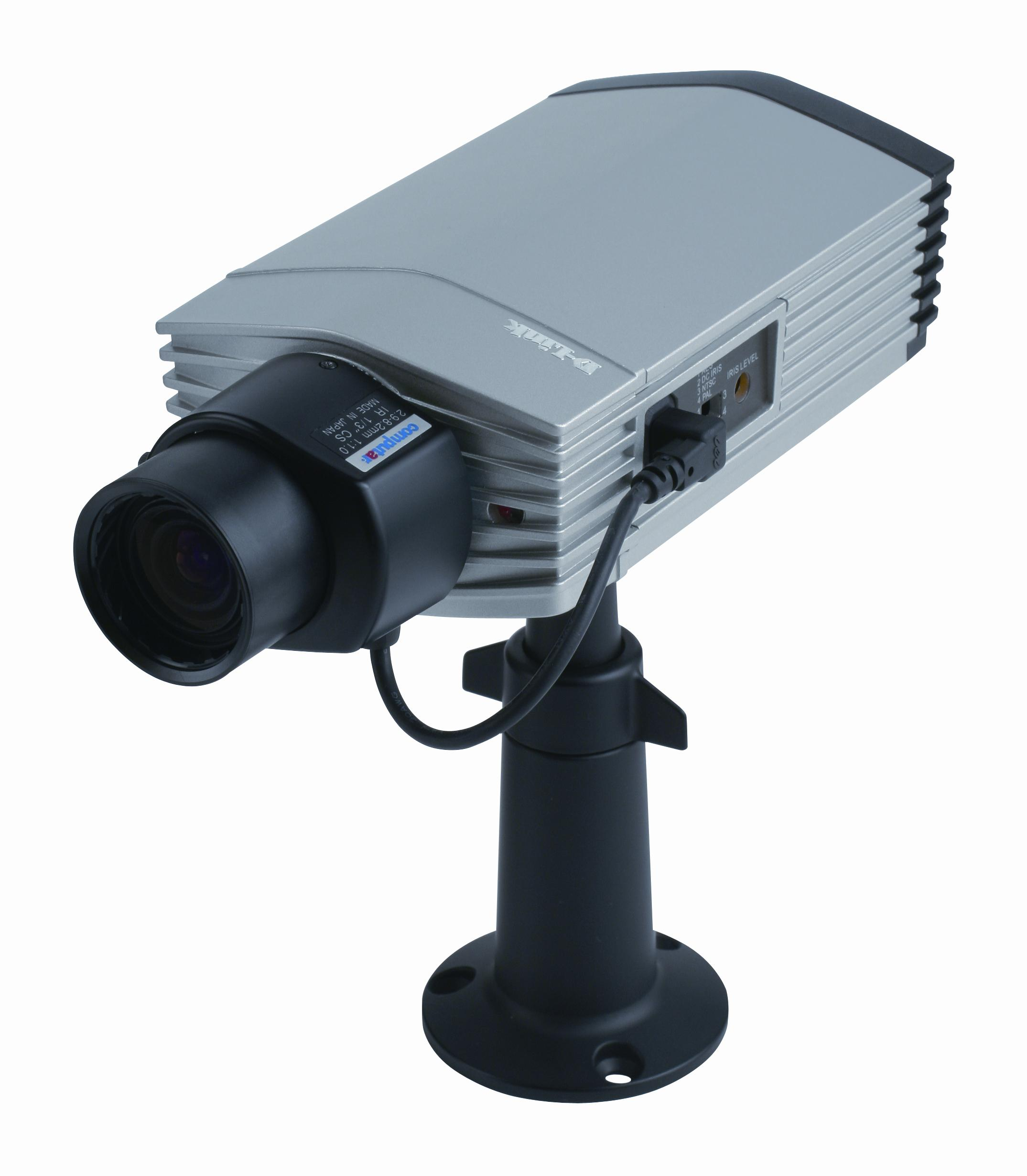 Megapixel WDR IP Camera