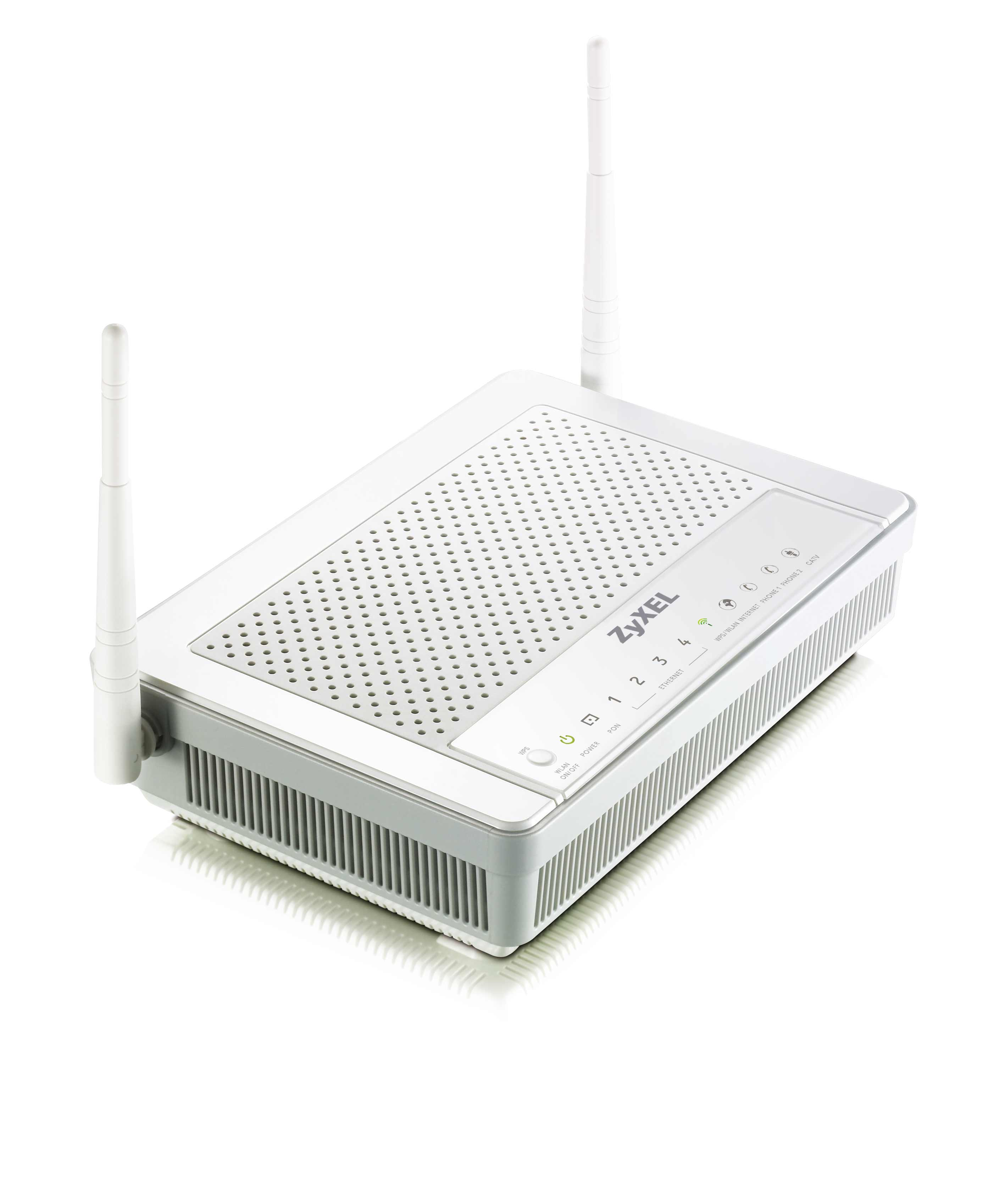 GPON Wireless 11n IAD / Zyxel Communications Corporation