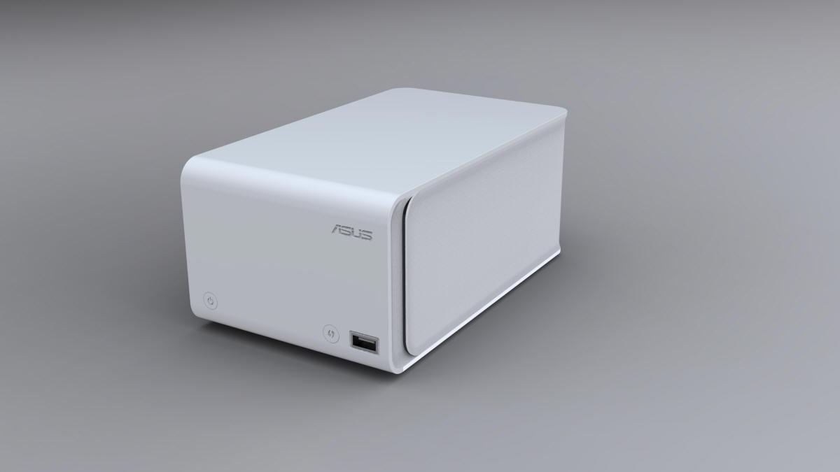 2 bay Gigabit 網路儲存伺服器 / 華碩電腦股份有限公司