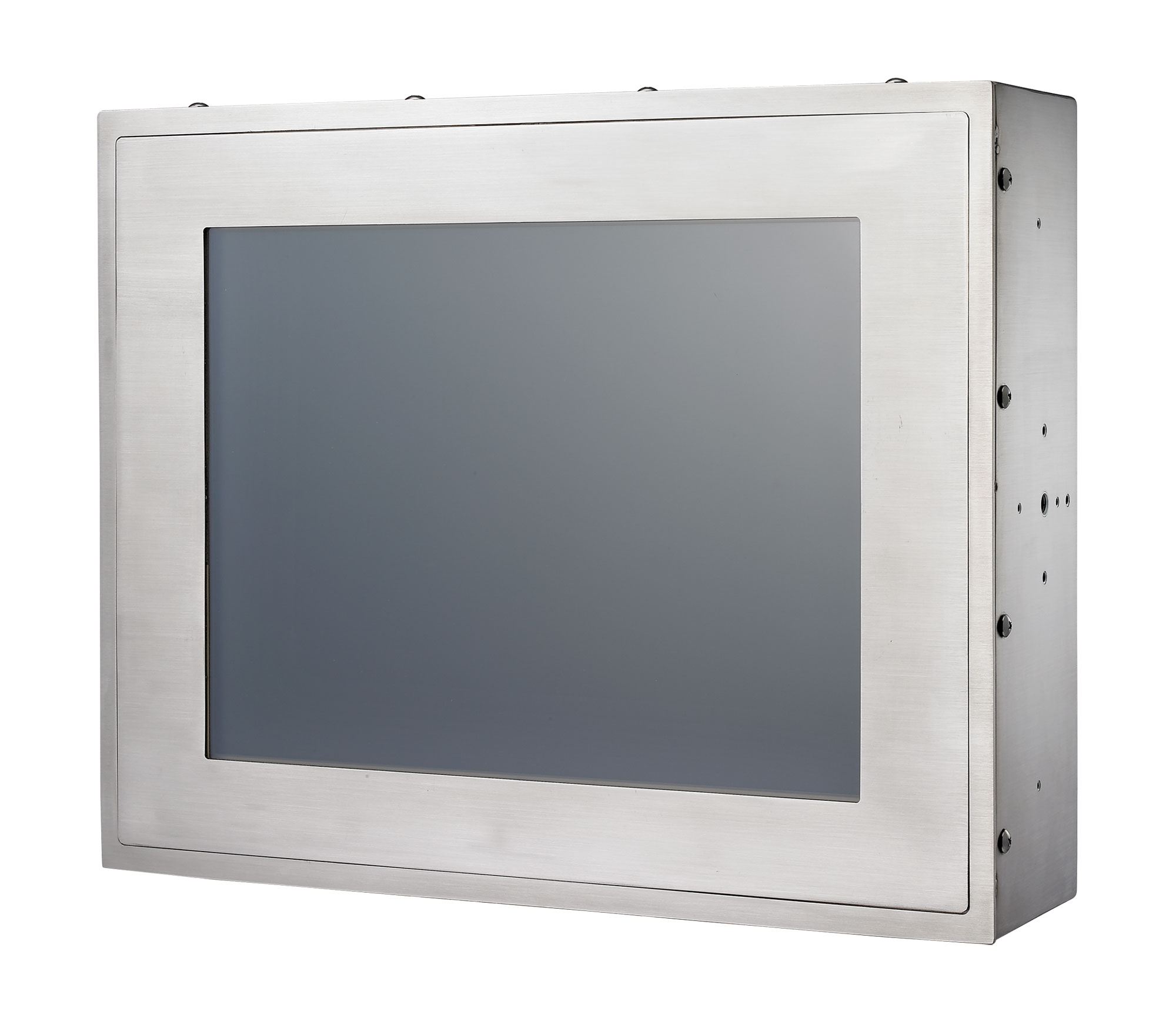 IP66 Fanless Industrial Panel PC with a 316L Stainless Steel front panel / Advantech Co., Ltd.