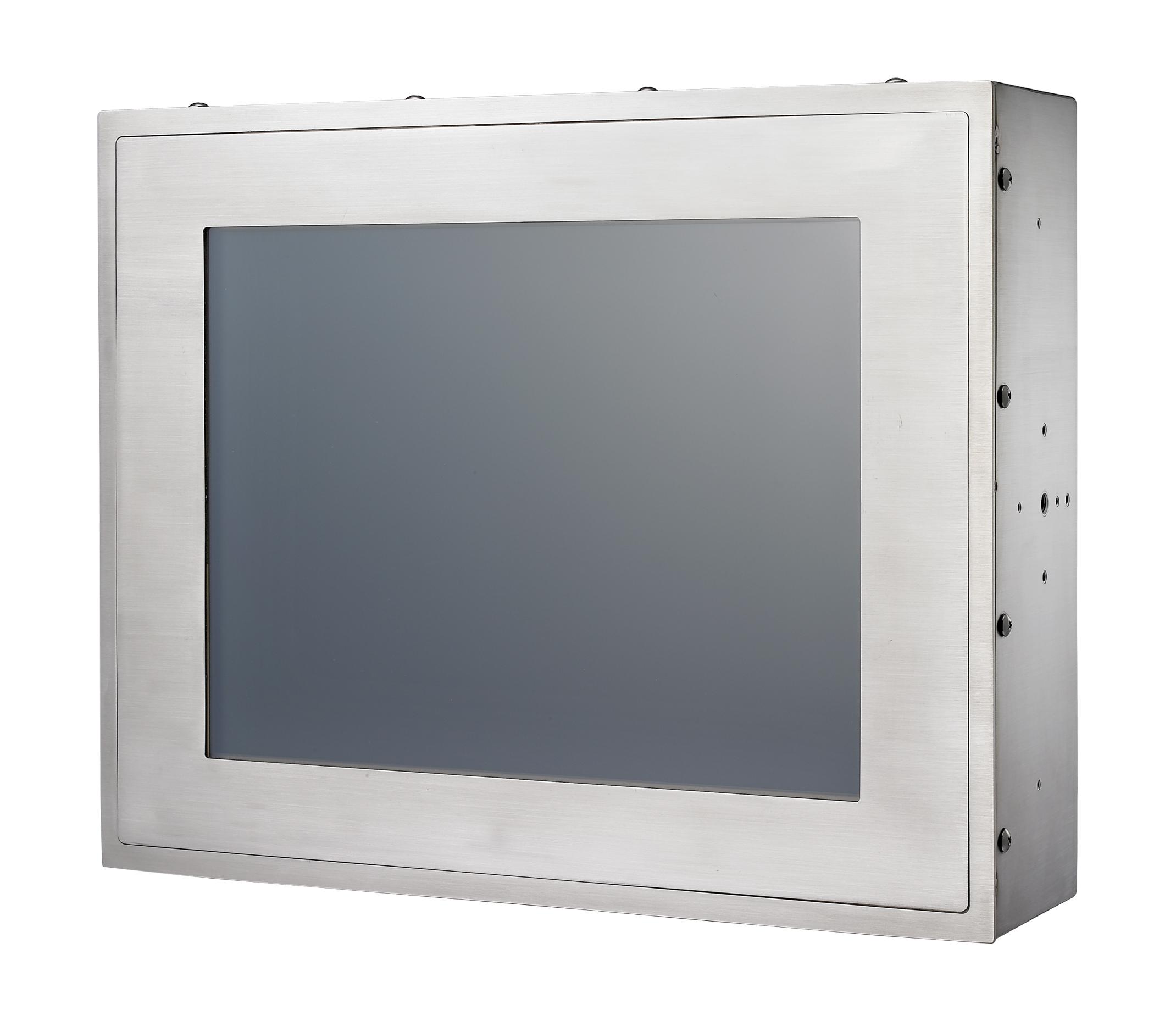 IP66級防水防塵及抗酸鹼腐蝕平板電腦