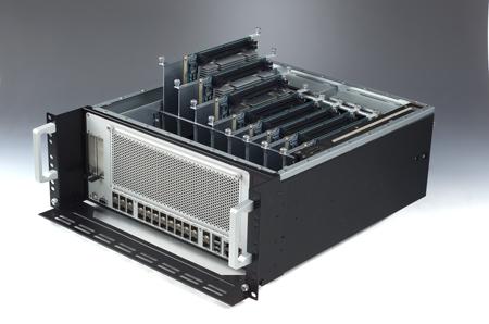 Packetarium NCP-7560 網路通訊系統平台 / 研華股份有限公司