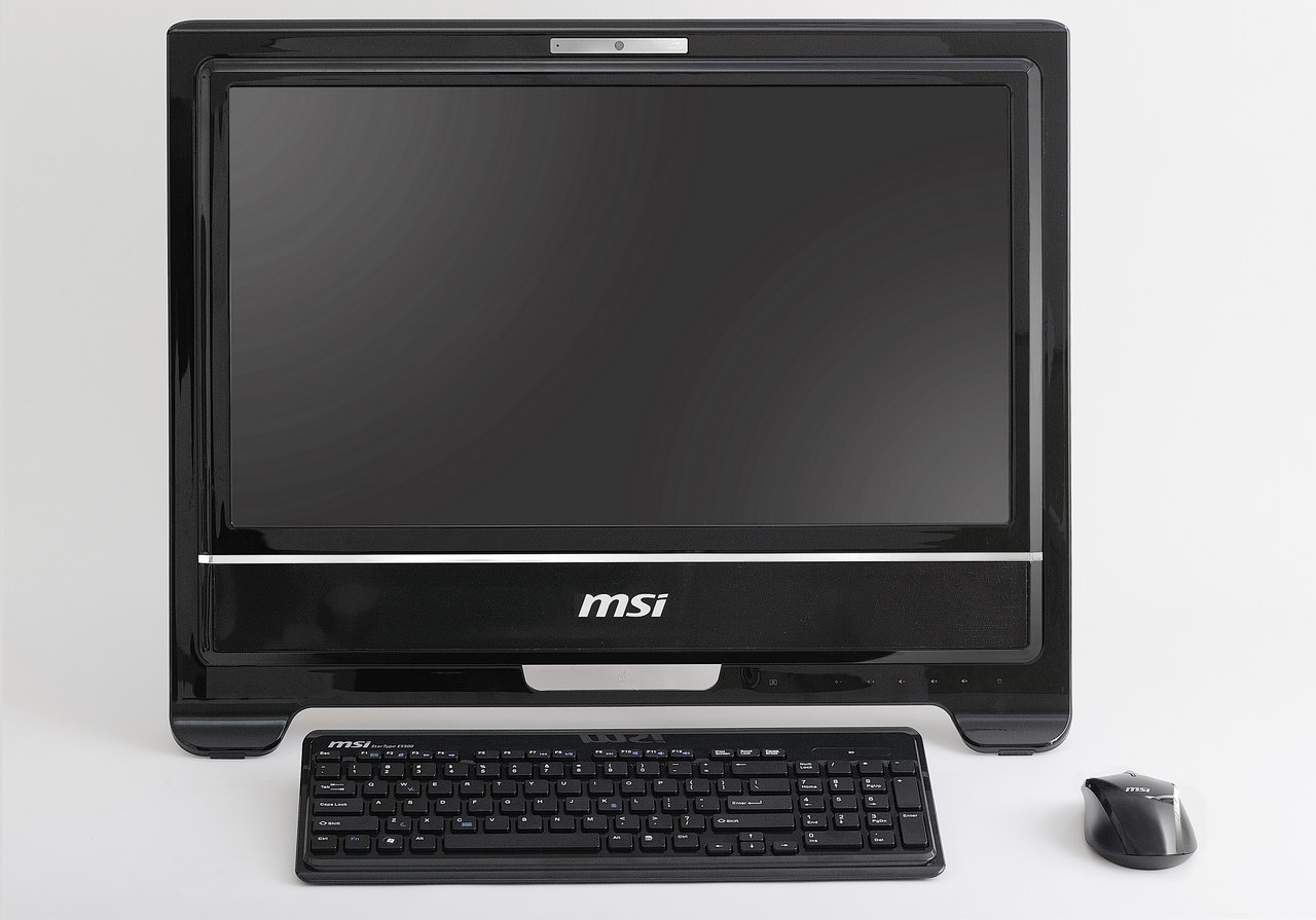 All-in-One PC Wind Top AE2200 / Micro-Star International Company Limited