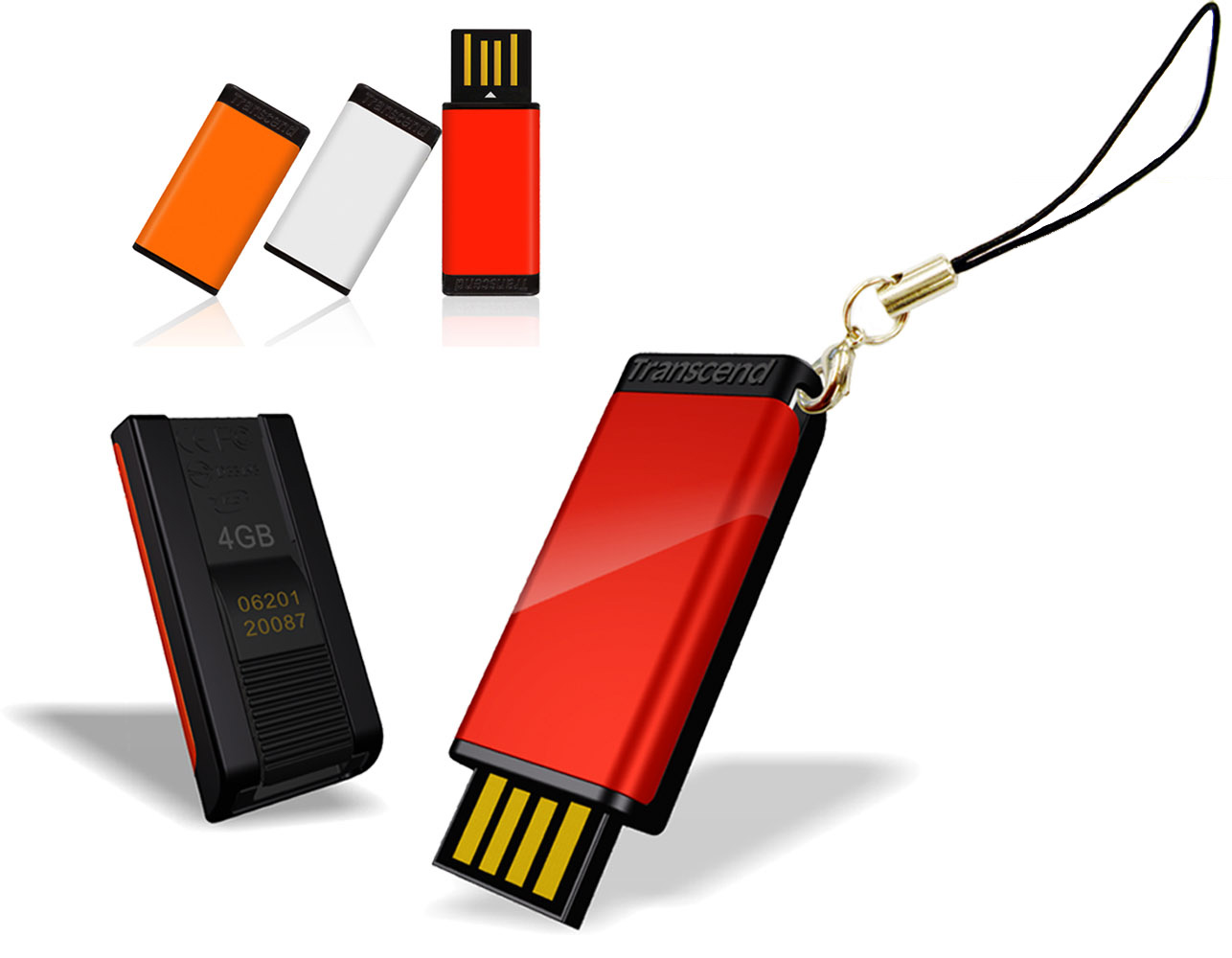 Flash Drive / Transcend Information, Inc.