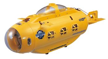 海神號電動遙控潛艇 / 雷虎科技股份有限公司