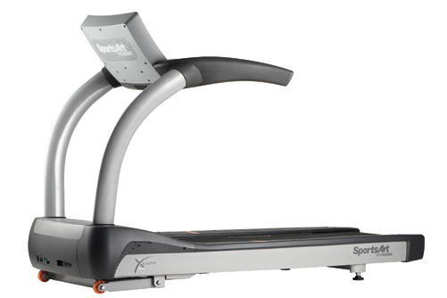 Digital ECO-POWR™ Commercial Treadmill / Sports Art Industrial Co., Ltd.