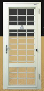 2 ventilation doors / Taroko Door & Window Technologies, Inc.
