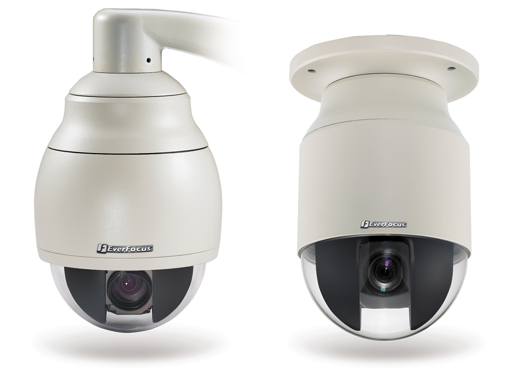 H.264 Auto Tracking Network Speed Dome Camera