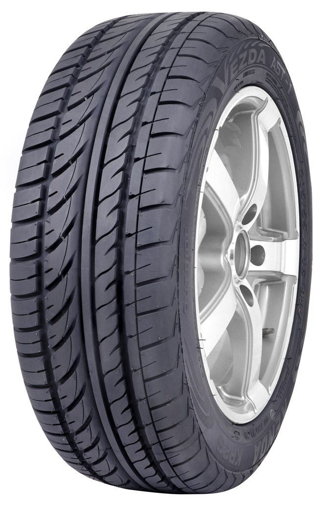 Assymetrical Passenger Car Tire / KENDA RUBBER INDUSTRIAL CO., LTD.